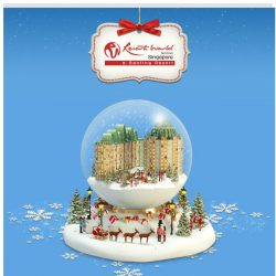 [Resorts World Sentosa] Warmest Greetings