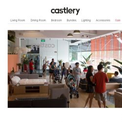[Castlery] Thank YOU for celebrating our Grandstand Opening!