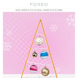 [Foreo] We Reached 100K Followers & Want YOU to Win!