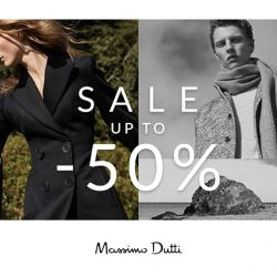 Massimo Dutti: End of Season Sale with Up to 50% OFF Storewide!
