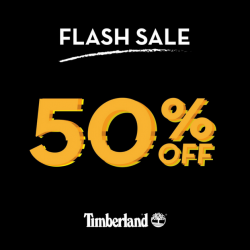 Timberland: Final Sale with 50% OFF Min. 2 Items!