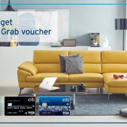 [Citibank ATM] Pamper yourself this Christmas!
