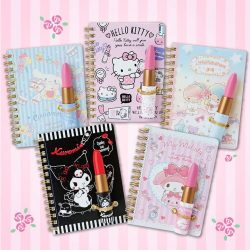 [Sanrio Gift Gate] Looking for a little notebook to write down your notes?