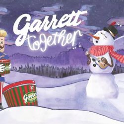 [Garrett Popcorn Shops] Christmas Day is coming.