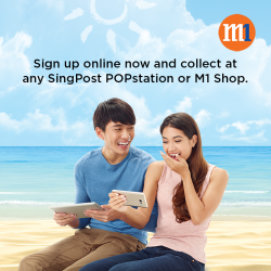 [M1] Get MORE when you shop ONLINE with M1!