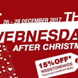 [Books Kinokuniya] It's The WEBnesday After Christmas!
