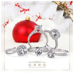 [ORRO Jewellery] Shopping for Christmas Gifts?