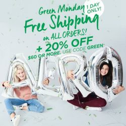 [Aeropostale] Make sure to shop our biggest holiday sale & get FREE SHIPPING ON ALL ORDERS!