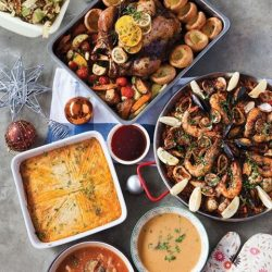 [The Soup Spoon] Love Festive Set | Bring more to the table with the grandest of our Christmas picks that promise a meal of