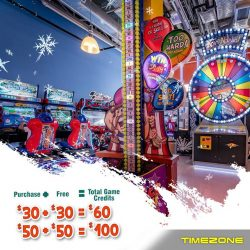 [Timezone] Last 2 days for our Christmas promo!