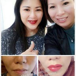[THE BEST BEAUTY CENTRE] Semi-permanent makeup has made it so easy to stay beautiful and natural beauty without having to put on any