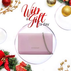 "[Reebonz] GLOBAL GIVEAWAY:CHRISTMAS CONFESSION - Overheard one of the marketing managers: ""Not letting this Givenchy go!"