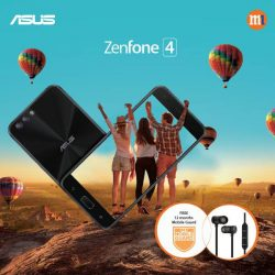 [M1] Get the new ASUS ZenFone 4 at $98 on the new $70/mth mySIM(e) plan!