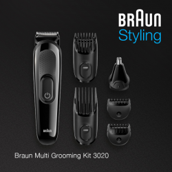 [Braun] LookBetterWithBraun when you shop at Lazada!