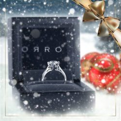 [ORRO Jewellery] A reminder of LOVE…This Christmas… Amidst our busy daily schedules, be reminded of the amazing & wonderful feeling of being