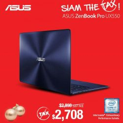 [Newstead Technologies] ASUS Siam The Tax!