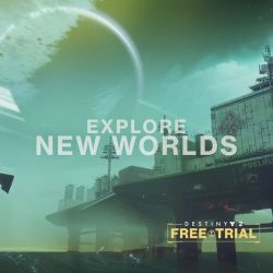 [ASUS] DontSayWeNeverShare, Destiny 2's Free Trial is now available on PC!