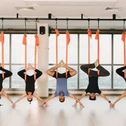 [Platinum Yoga] If you've always wanted to try Aerial Yoga, now here's your chance!