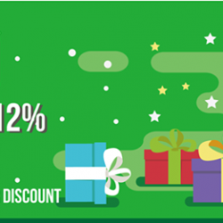 [Evergreen Stationery] Get 12% off storewide when you present this voucher to our staff!