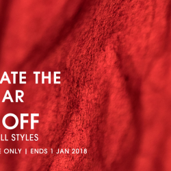 [ECCO] Ring in the new year with this fantastic deal from ECCO.