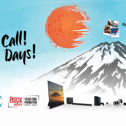 [Sony Singapore] Last call to enjoy these attractive SonyDays2017 deals!
