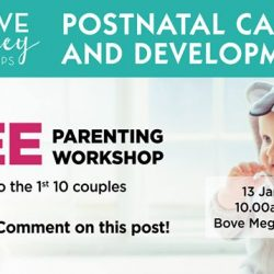 [Spring Maternity] Join us this 13th Jan 2018 at 10am.