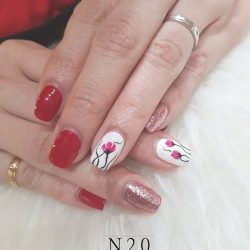 [TONKATSU BY MA MAISON] N20 Nail Spa - New Nail Art Design for your Weekend.
