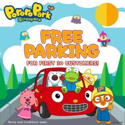 [Pornro Park Singapore] Planning to head down Pororo Park Singapore?