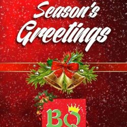 [BQ Mart] We wish you a Merry Christmas, We wish you a Merry Christmas, We wish you a MERRY CHRISTMAS and a