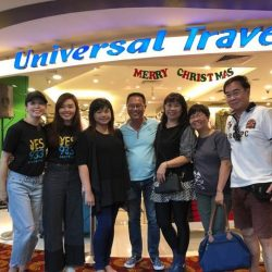 [Universal Traveller] Congratulations to some of the winners of $200 Universal Traveller voucher.