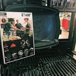 [ToTT Store] Come and experience a LIVE grilling demo session  with Weber for FREE and taste the goodness of grilled food this