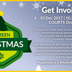 [Courts] Give back this holiday season with COURTS!