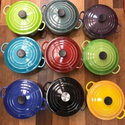 [Le Creuset] Listing all the reasons for you to get the Round French Oven 20cm at the Isetan Scotts members sale.