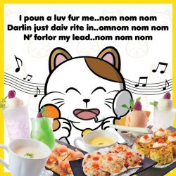 [Manekineko Karaoke Singapore] Besides multi-language songs available, we also provide variety of food and drinks, and the best thing is we will