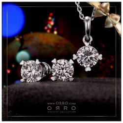 [ORRO Jewellery] Thinking hard for a Xmas Present?