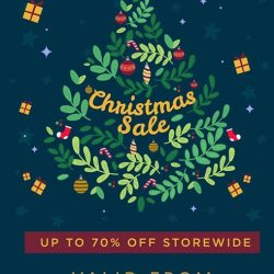 [Aerosoles] If you're still not done with your Christmas shopping, be sure to check out our on-going sale at