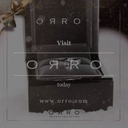 [ORRO Jewellery] Shopping for an Exquisite Xmas Gift?