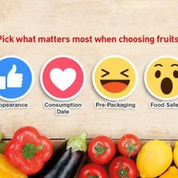 [NTUC FairPrice] What do you look out for when choosing fruits?