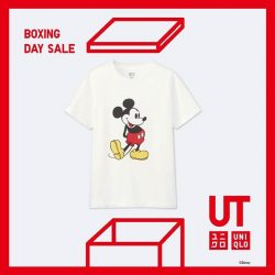 [Uniqlo Singapore] From Timothy Goodman x SPRZ NY and KAWS x PEANUTS to Sounds of Disney and Mickey Stands, enjoy these UT