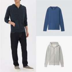 [MUJI Singapore] Enjoy Hoodies and T-shirts at further discounts!
