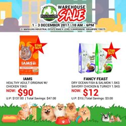 [Pets' Station] Special price for PSWarehouseSale !