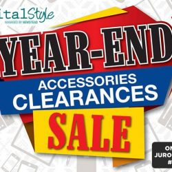 [Newstead Technologies] Looking for last minute shopping before New Year starts?