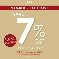 [Bee Cheng Hiang Singapore] Last chance for you to save and shop more!