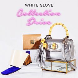 [Reebonz] WHITE GLOVE COLLECTION DRIVE: Consign your pre-owned luxury items personally with us and receive a $100 voucher to shop