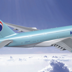[American Express] Fly with Korean Air to your dream destinations, including Korea, North America, Japan, and China.