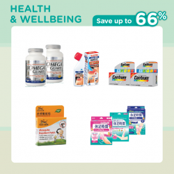 [Watsons Singapore] Take charge of your health today!