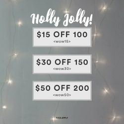 [MDSCollections] More savings this holiday season!