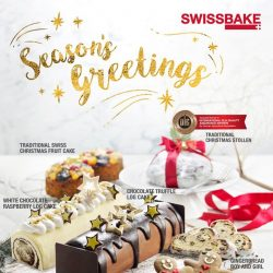 [Swissbake] We are already starting the countdown to the 25th of December.
