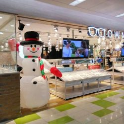 [Owndays Singapore] In sunny Singapore, where can you spot a snowman?