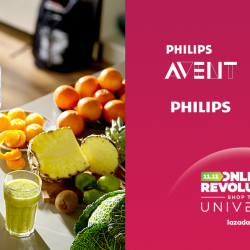 [Lazada Singapore] Enjoy exclusive deals on Philips & Philips Avent this Online Revolution!